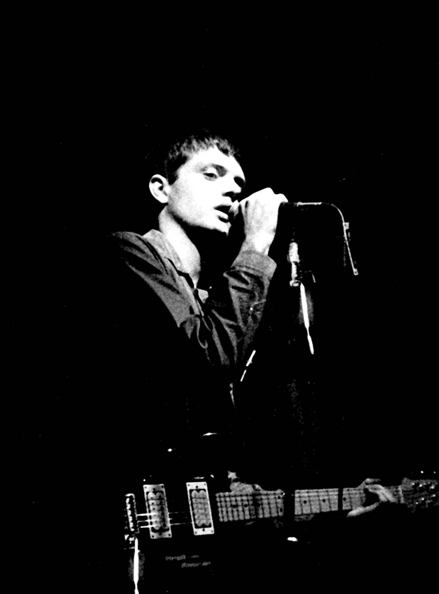 On May 18th May 2010 will be the 30th Anniversary of Ian Curtis's death. Ian Curtis and Joy Division performing live at The Electric Ballroom in London on 26th October 1979. © . Credit all Uses *Unbylined uses will incur an additional discretionary fee!*, Image: 70571808, License: Rights-managed, Restrictions: , Model Release: no, Credit line: Profimedia, Retna UK