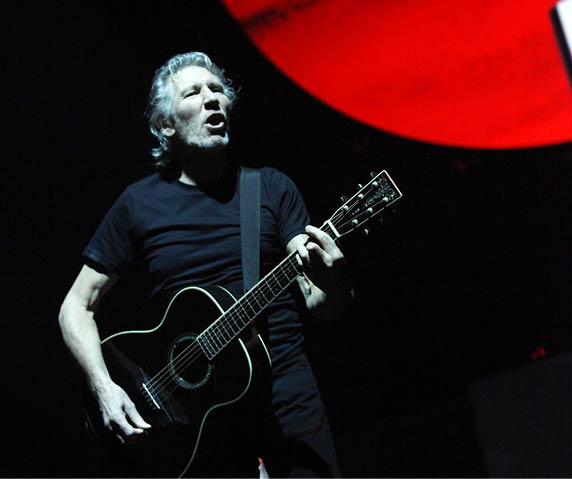 February 14, 2012: Roger Waters performs The Wall Live at Allphones Arena, Olympic Park in Sydney, Australia., Image: 244174660, License: Rights-managed, Restrictions: Not available for license and invoicing to customers located in France. Not available for license and invoicing to customers located in Australia. Not available for license and invoicing to customers located in Italy., Model Release: no, Credit line: Profimedia, Corbis