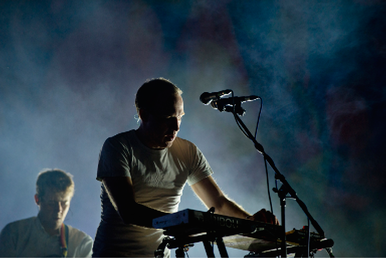 Caribou, Colours Of Ostrava, Ostrava 16. 07. 2015